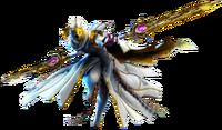 Masked Lumen Sage Bayonetta 2 render