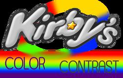 KirbysColorContrast