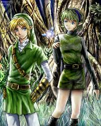 File:Saria and Link.jpg