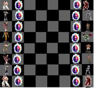 Amiibo Chess Fighter Board