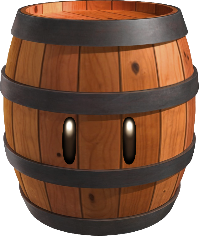 Image - Rollin' Barrel.png | Fantendo - Nintendo Fanon ...