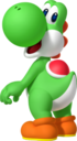 150px-Yoshi Artwork - Mario Party Island Tour
