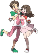 ORAS Young Couple