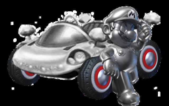 File:Metal Mario MK9.png