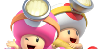 Captain Toad (Smash V)