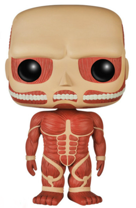 Colossal Titan Funko Pop