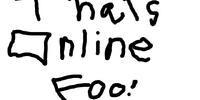 That's Online Foo!