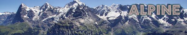 Alpine biome