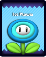 Super Mario & the Ludu Tree - Powerup Ice Flower