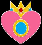 File:Peach monarchs emblem by rafaelmartins-d4bfaem.png