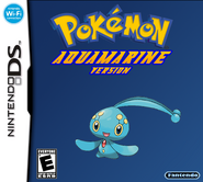 Pokemon Aquamarine Boxart