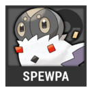 ACL -- Super Smash Bros. Switch Pokémon box - Spewpa