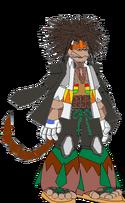 Shaman Monkey