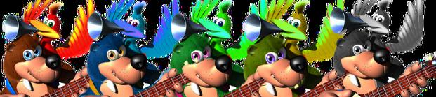 Banjo Palette