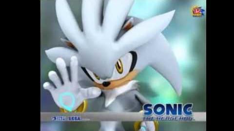 Silver the Hedgehog Battle