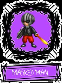 Masked Man SSBR
