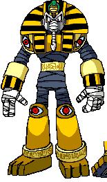 Mega-Pharaoh Man