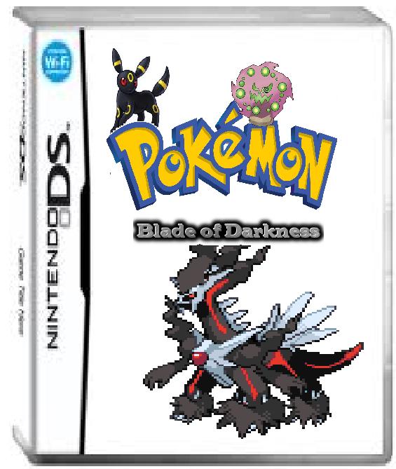 Blade Pokemon x Pokémon Blade of Darkness