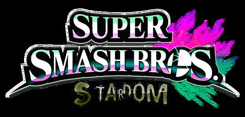 Smashbros stardom logo