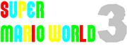 Super mario world 3 logo by wheatley200001-d8z630p