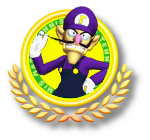 Waluigi Tennis Icon