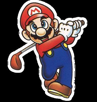 MarioGolfBadge Mario