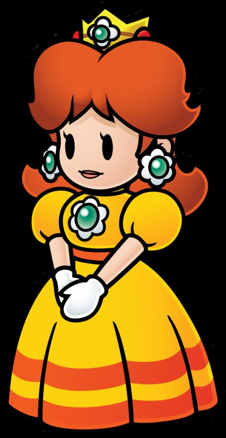 Image Paper Daisy Png Fantendo Nintendo Fanon Wiki Fandom Powered By Wikia
