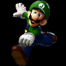 Luigi SSB3M