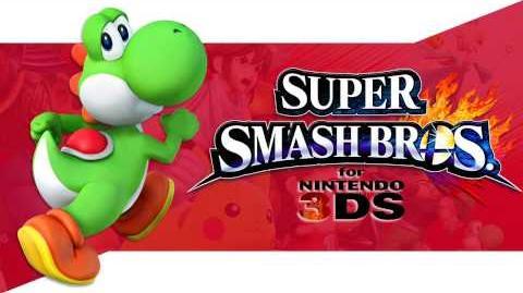 Obstacle Course (Super Smash Bros