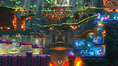 The Great Cave Offensive SSB4