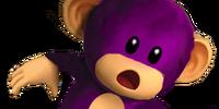 Fred the Purple Monkey