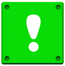 File:Green !Block.png