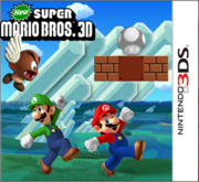 New! Super Mario Bros 3d