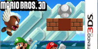 New! Super Mario Bros. 3D