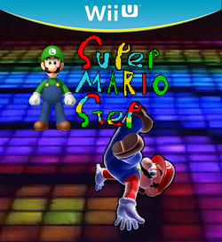 Super Mario Step Beta Box