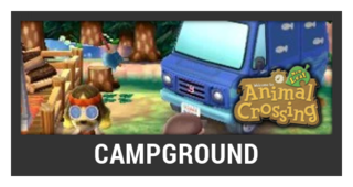 ACL -- Super Smash Bros. Switch stage box - Campground