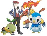 Pokemon Trainer 4