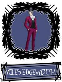 Miles Edgeworth SSBR