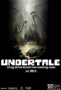 Undertale Movie Poster