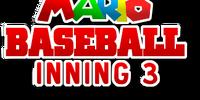 Mario Baseball: Inning 3
