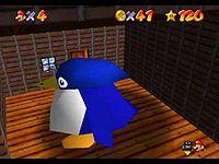 The Penguin Racer