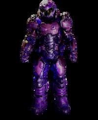 Doom Slayer Midnight