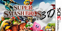Super Smash Brothers 3D: Smash Attack