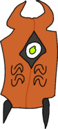 Extropian OrangeCockroach