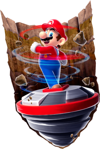 File:Drill Mario.png