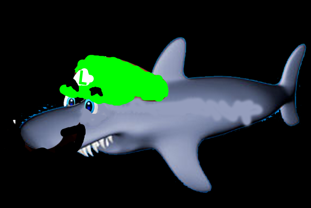 File:Shark luigi.png