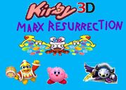 Kirby 3D Marx Resurrection