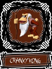 Cranky Kong SSBR