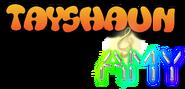 Tayshaun & Amy logo