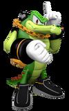 Vector the crocodile by fentonxd-d55ewec
